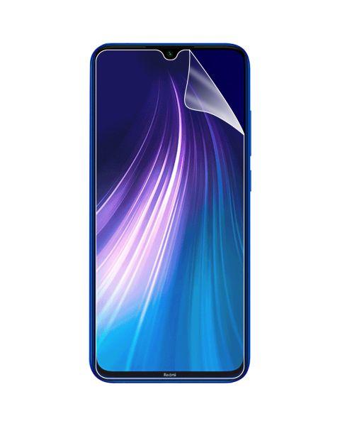Duo Pack Ultra Clear Screenprotector Xiaomi Redmi Note 8 - Screenprotector