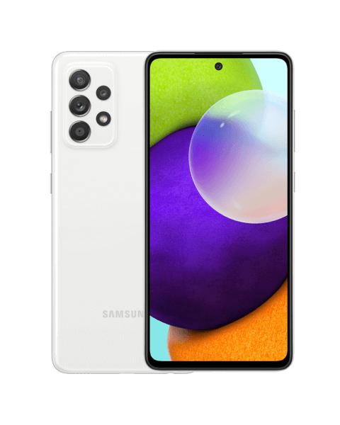 Refurbished Samsung Galaxy A52 4G 128GB weiß