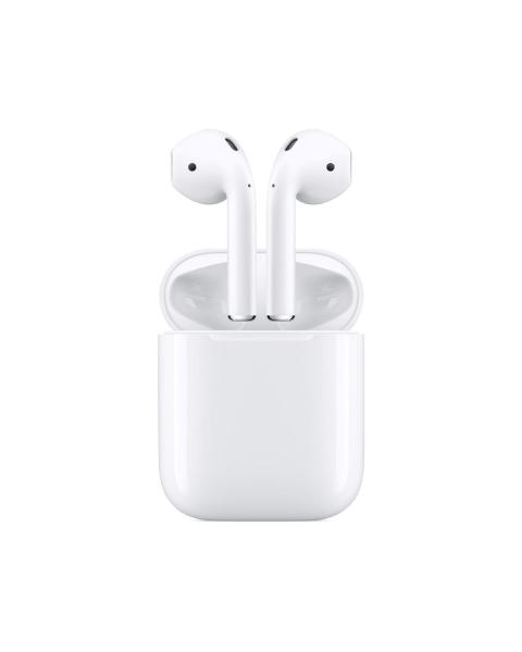 Refurbished Apple AirPods 2. Generation mit kabelgebundener Ladehülle