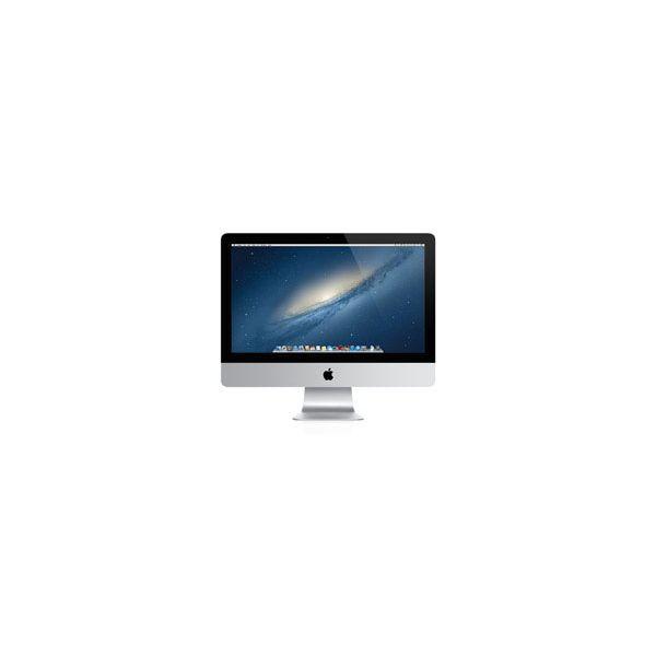 iMac 21-inch Core i5 2.7 GHz 1 TB HDD 8 GB RAM Silber (Ende 2012)