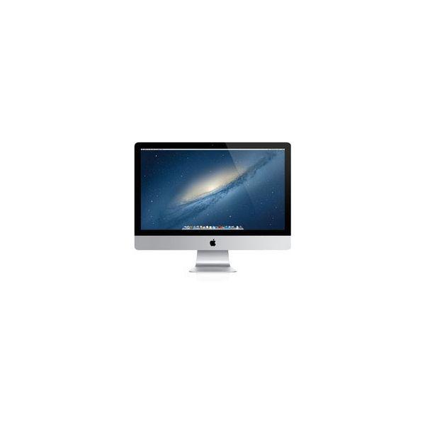iMac 27-inch Core i5 3.2 GHz 1 TB HDD 8 GB RAM Silber (Ende 2013)