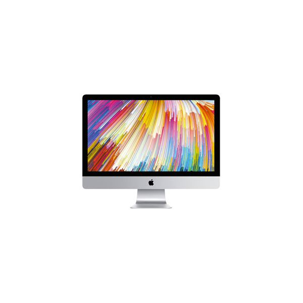 iMac 27-inch Core i5 3.4 GHz 2 TB HDD 32 GB RAM Silber (5K, Mitte 2017)