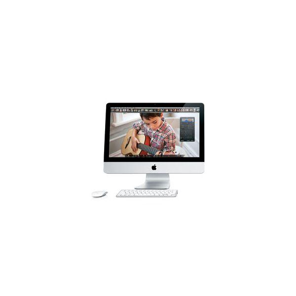 iMac 21-inch Core 2 Duo 3.06 GHz 500 GB, 1 TB HDD 4 GB RAM Silber (Ende 2009)