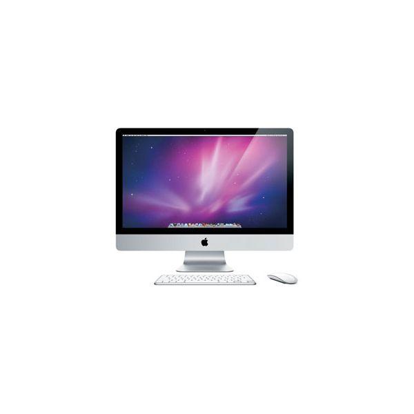 iMac 27-inch Core i7 2.93 GHz 2 TB HDD 32 GB RAM Silber (Mitte 2010)