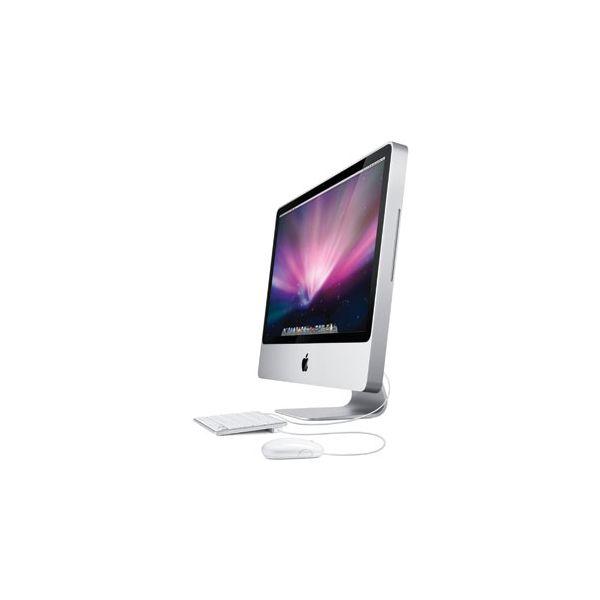 iMac 20-inch Core 2 Duo 2.66 GHz 1 TB HDD 2 GB RAM Silber (Anfang 2009)