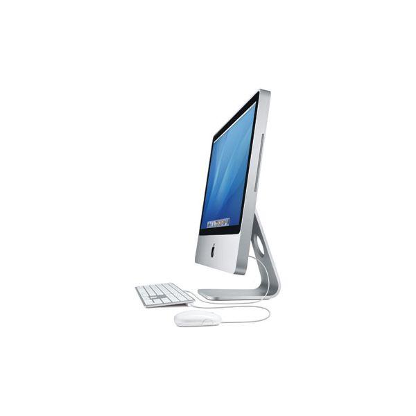 iMac 20-inch Core 2 Duo 2.66 GHz 320 GB HDD 2 GB RAM Silber (Anfang 2008)