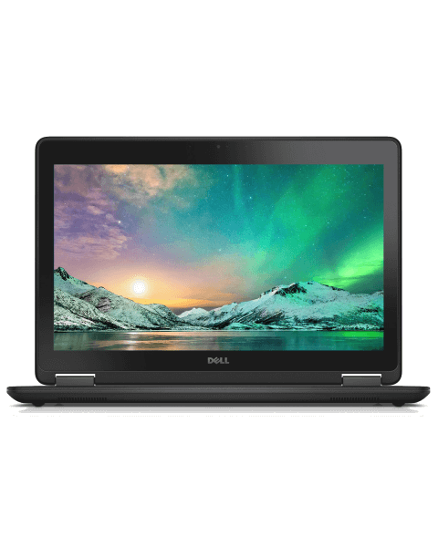 Dell Latitude E7250 | 12.5 inch HD | 5e generation i7 | 180GB SSD | 8GB RAM | QWERTY/AZERTY/QWERTZ