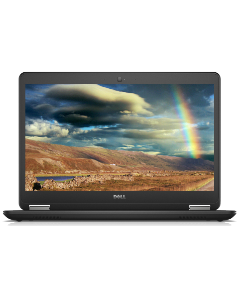 Dell Latitude E7450 | 14 inch HD | 5e generation i7 | 256GB SSD | 8GB RAM | QWERTY/AZERTY/QWERTZ