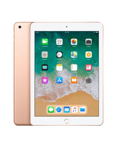 Refurbished iPad 2018 32 GB WiFi gold