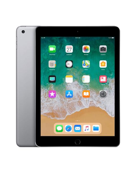 Refurbished iPad 2018 128 GB WiFi spacegrau