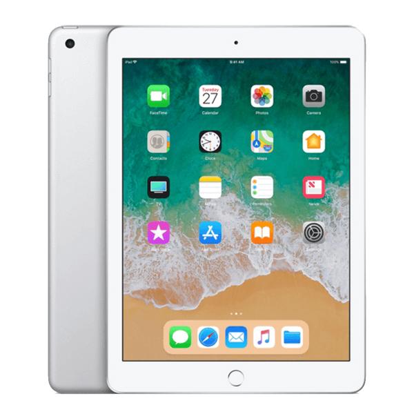 Refurbished iPad 2018 32 GB WiFi silber