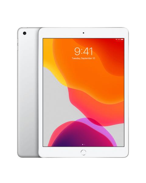Refurbished iPad 2019 128GB WiFi silber