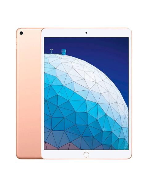 Refurbished iPad Air 3 256GB WiFi Gold