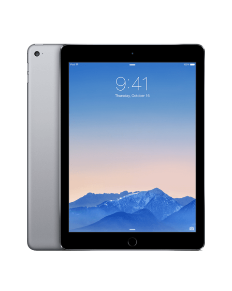 Refurbished iPad Air 2 16GB WiFi Schwarz/Space Grau