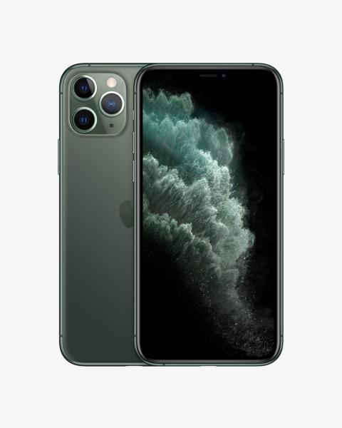 Refurbished iPhone 11 Pro 64GB Nachtgrün