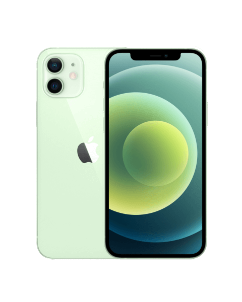 Refurbished iPhone 12 64GB Grün