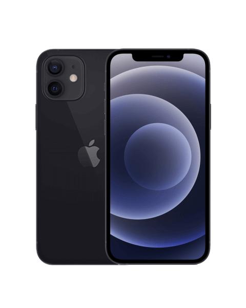Refurbished iPhone 12 mini 64GB schwarz