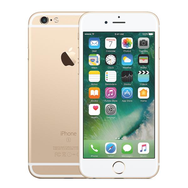 Refurbished iPhone 6S Plus 64GB Schwarz/Space Grau