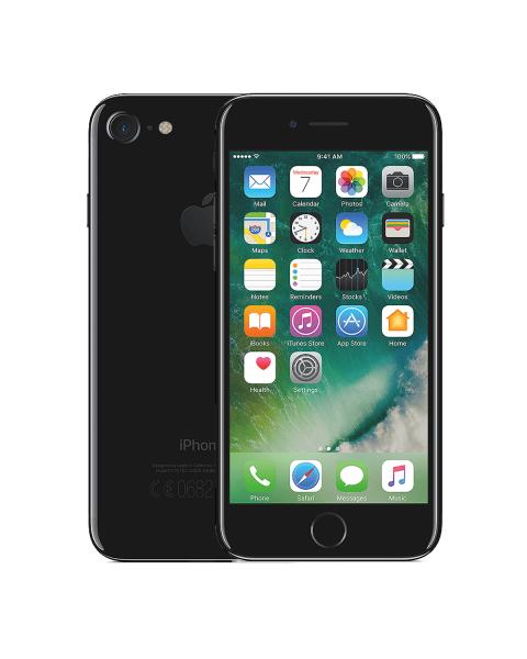 Refurbished iPhone 7 32GB Pechschwarz