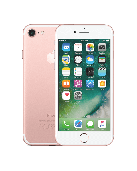 Refurbished iPhone 7 32GB Roségold