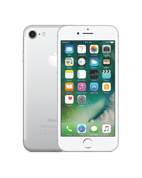 Refurbished iPhone 7 32GB Silber