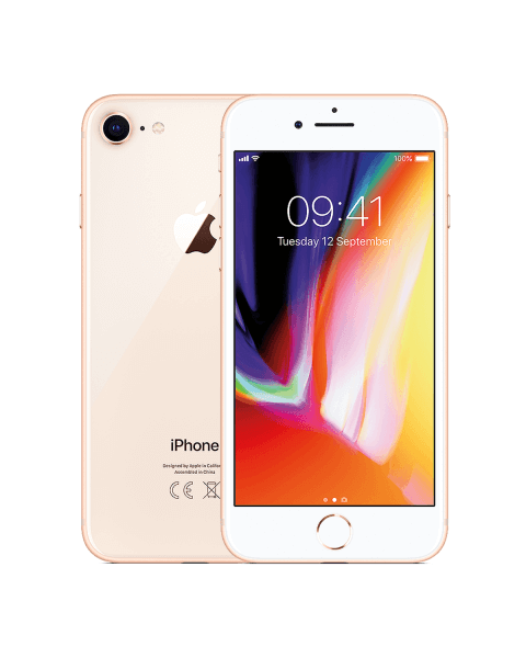 Refurbished iPhone 8 plus 64 GB Gold