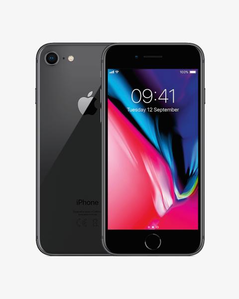 Refurbished iPhone 8 plus 256 GB Weltraumgrau