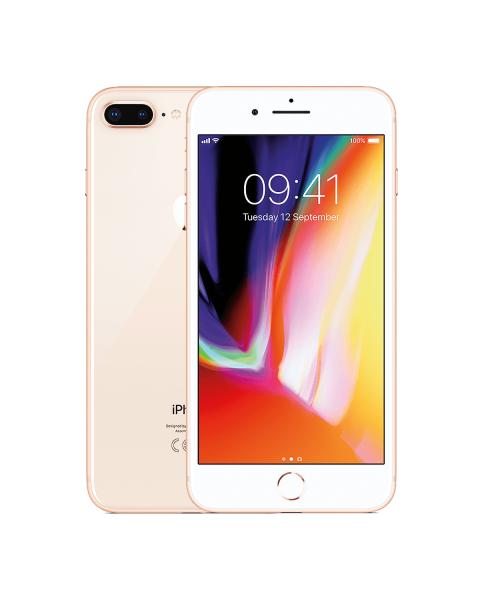 Refurbished iPhone 8 plus 64 GB gold