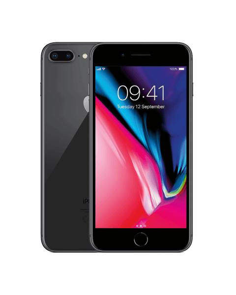 Refurbished iPhone 8 plus 64 GB spacegrau