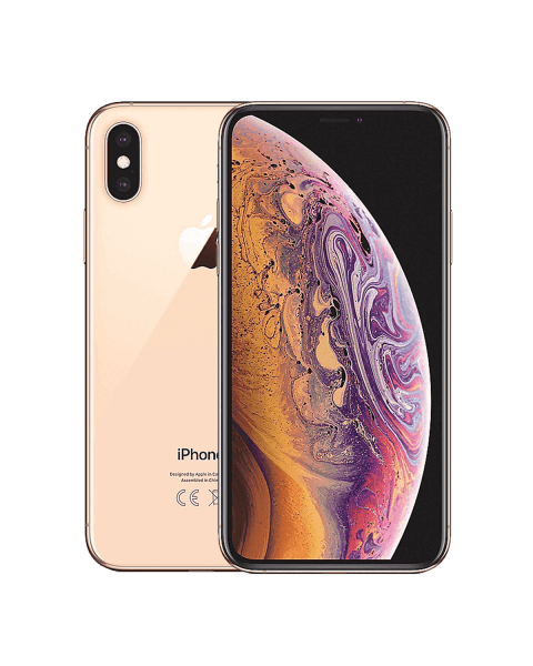 Refurbished iPhone XS Max 512 GB Gold