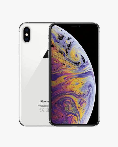 Refurbished iPhone XS 64 GB Silber