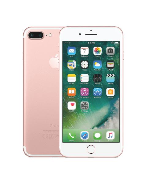 Refurbished iPhone 7 Plus 32GB roségold