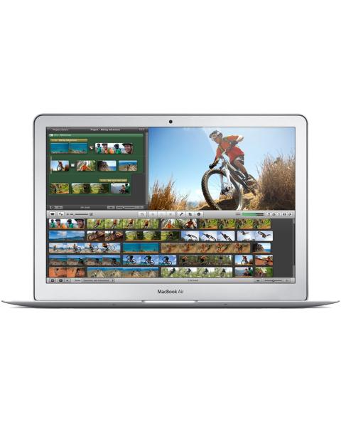 MacBook Air 13-inch Core i5 1.3 GHz 256 GB SSD 4 GB RAM Silber (Mitte 2013)