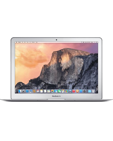 Macbook Air 13-inch   Core i5 1.6 GHz   128 GB SSD   4 GB RAM   Silber   QWERTY/AZERTY/QWERTZ (Anfang 2015)