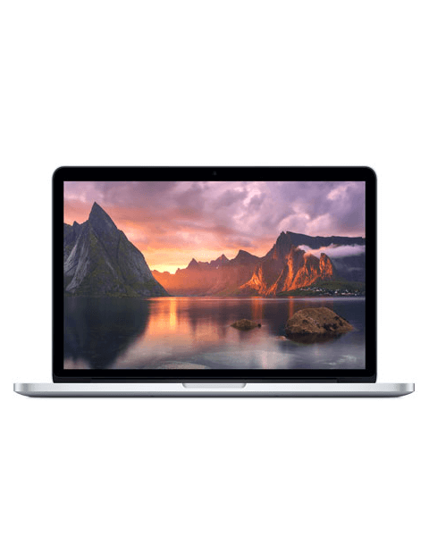 MacBook Pro 13-inch Core i5 2.0 GHz 256 GB SSD 8 GB RAM Space Grau (Ende 2016)