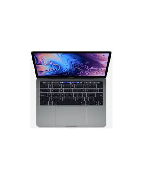 MacBook Pro 13-inch Core i5 2.4 GHz 256 GB SSD 8 GB RAM Silber (2019)