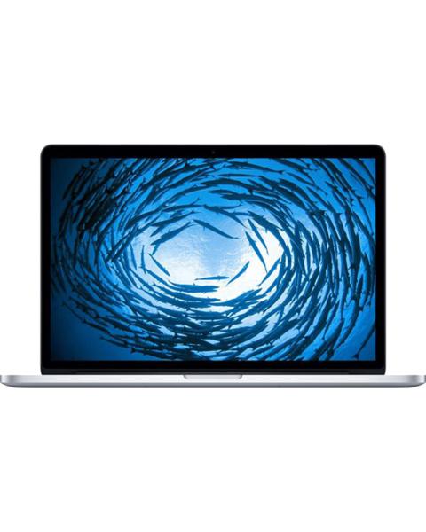 MacBook Pro 15 Zoll | Core i7 2,8 GHz | 1-TB-SSD | 16GB RAM | Silber (Mitte 2014)