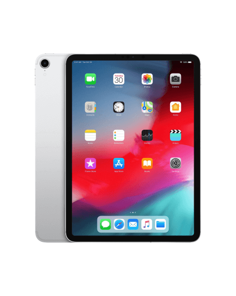 Refurbished iPad Pro 11-inch 64GB WiFi silber (2018)