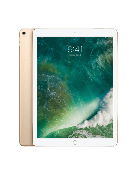 Refurbished iPad Pro 12.9 256GB WiFi + 4G Gold (2017)