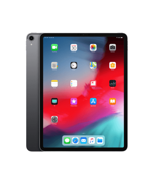 Refurbished iPad Pro 12.9 64 GB WiFi Weltraumgrau (2018)