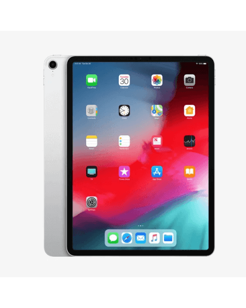 Refurbished iPad Pro 12.9 64 GB WiFi Silber (2018)
