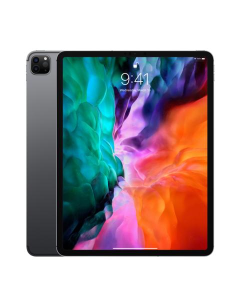 Refurbished iPad Pro 11 Zoll 1 TB WLAN + 4G Space Grau (2020) | Ohne Kabel und Ladegerät