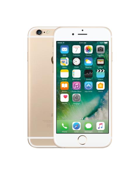 Refurbished iPhone 6 128GB Gold