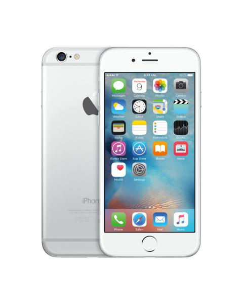 Refurbished iPhone 6 128GB Silber