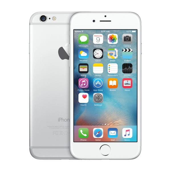 Refurbished iPhone 6 32 GB Silber
