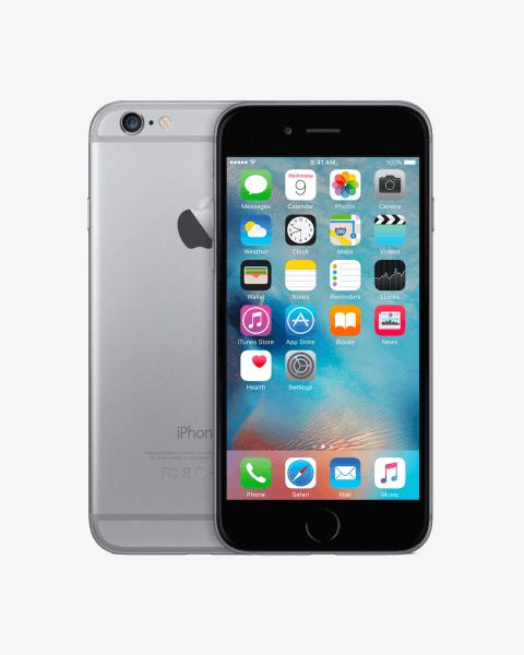 Refurbished iPhone 6 32GB spacegrau