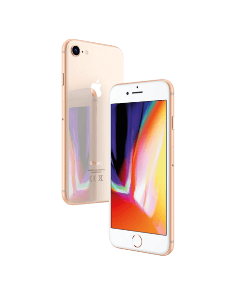 Refurbished iPhone 8 256 GB Gold