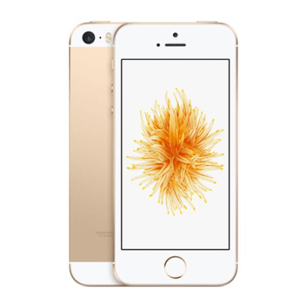 Refurbished iPhone SE 64GB spacegrau