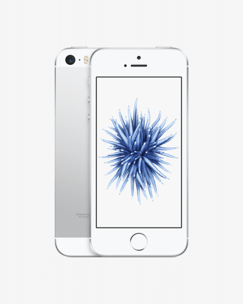 Refurbished iPhone SE 16GB Silber