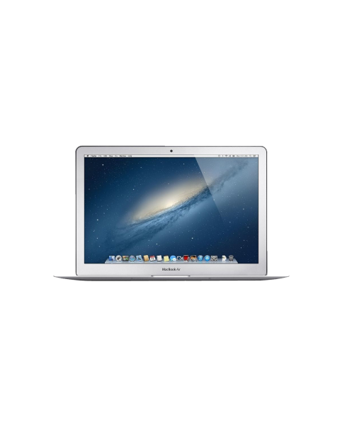 MacBook Air 13-inch Core i5 1.3 GHz 128 GB SSD 4 GB RAM Silber (Mitte 2013)